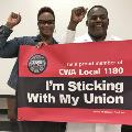 CWA 1180 Members Susan Powers and Shop Steward Ranston Foster at Metropolitan Hospital_03_72 dpi